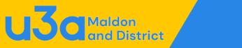 Maldon U3A